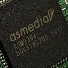 Bis zu 2 GByte/s: Asmedia zeigt USB-3.2-Gen2x2-Controller im Betrieb