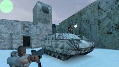 Terrorbekämpfung im Ur-Counter-Strike