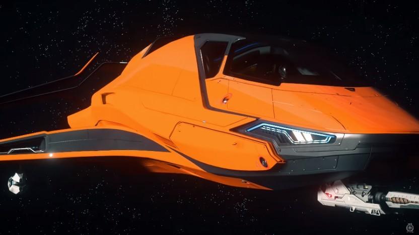 Eine orange Origin 300i ist bald möglich.