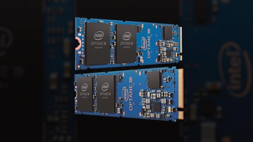 Intels Optane gibt es jetzt als M15-Serie.