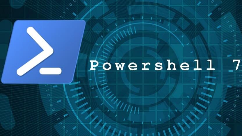 Powershell 7 basiert auf .Net Core 3.0.