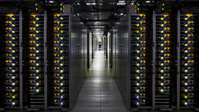 Google hatte am Sonntag große Probleme mit seinem  Netzwerk.