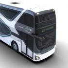 300 Kilometer Reichweite: Hyundai präsentiert elektrischen Doppeldeckerbus