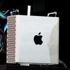 Mac Pro: Apple-Workstation hat 28 Kerne und Quad-Vega-Grafik