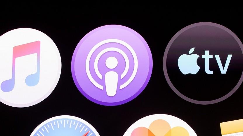 Apple teilt Funktionen von iTunes auf - für Mac-Rechner.