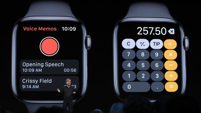 Neue Apps für WatchOS 6