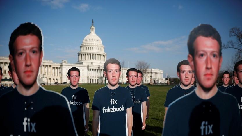 Der US-Kongress will sich Facebook und die drei anderen großen IT-Konzerne genauer anschauen.