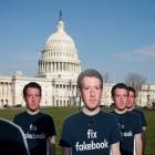 Marktmissbrauch: Den vier großen IT-Konzernen droht Ärger in den USA