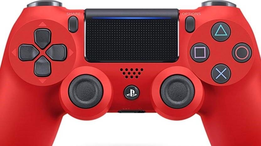 Spezialversion des Dualshock-4-Controllers der Playstation 4