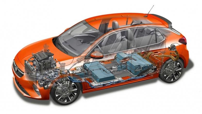 Der Opel Corsa-e soll ein Volkselektroauto werden.