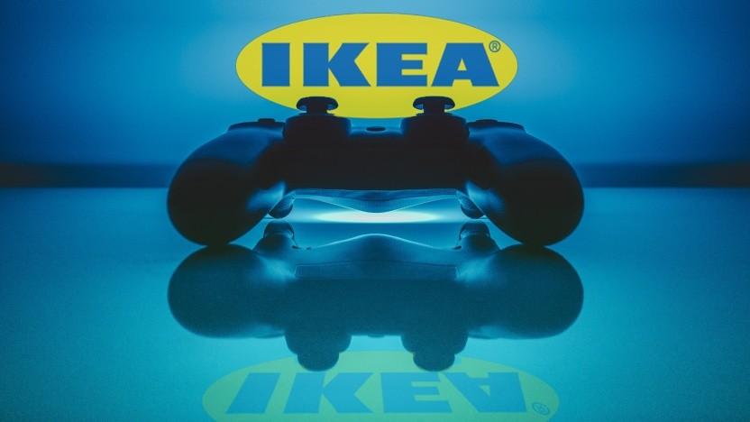 Ikea entwickelt eine Kollektion für Spieler. (Symbolbild)