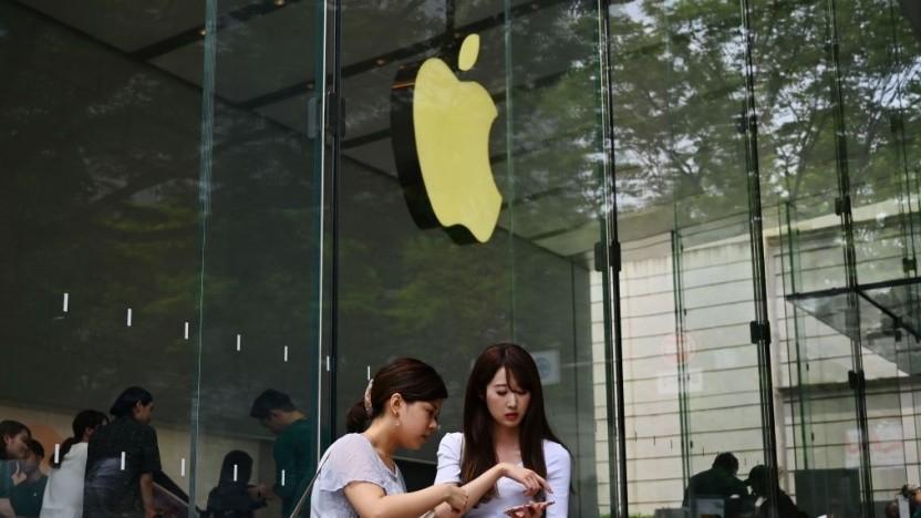 Apple hat eine neue Methode zum Melden von Fehlern. (Symbolbild)
