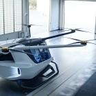 Alaka'i: Taxidrohne Skai fliegt mit Wasserstoff