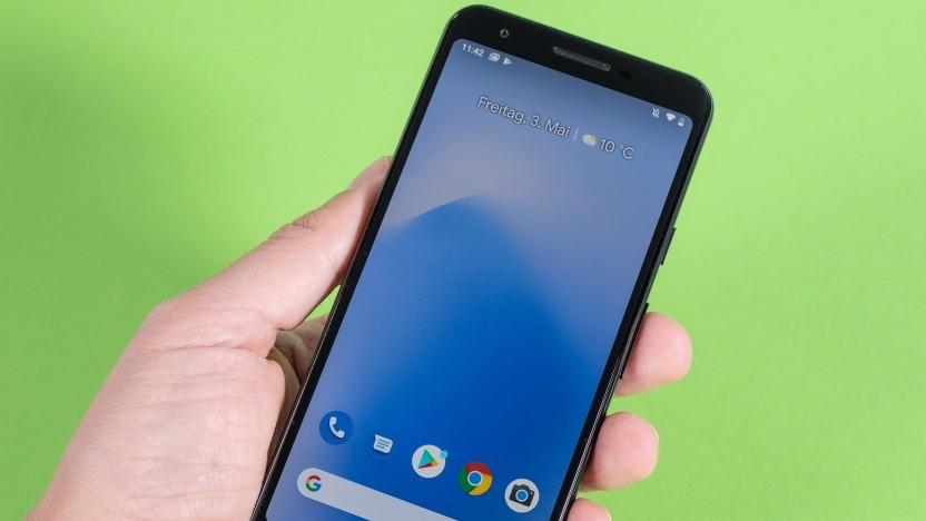 Android Q gibt es auch für die Pixel-3A-Modelle.