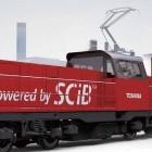 DB Cargo: Toshiba zeigt dieselelektrische E-Lok mit Lithiumtitanatakku