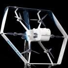 Prime Air: Amazons neue Lieferdrohne mit sechs Rotoren fliegt autonom
