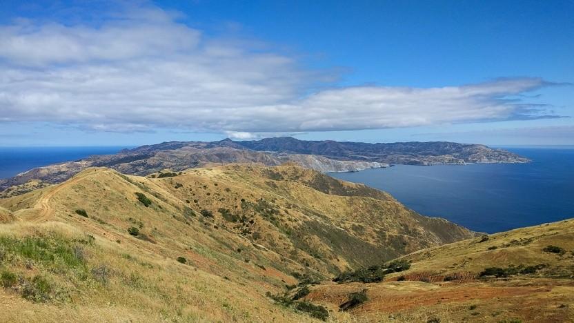 MacOS 10.15 ist nach der Insel Santa Catalina benannt.