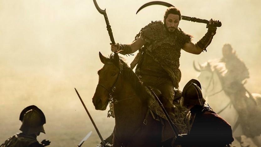 Eine Szene aus der HBO-Serie Game of Thrones.