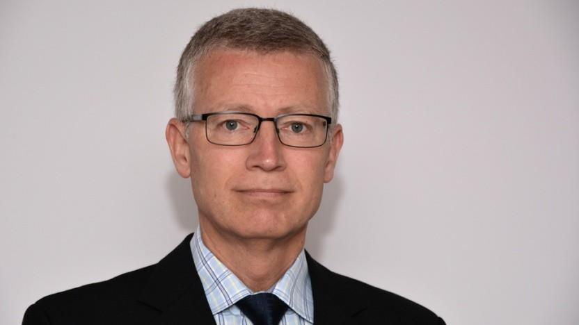 Mads Arnbjoern Rasmussen, Chief Technology Officer von Huawei Europe