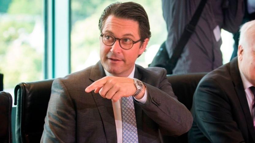 Bundesverkehrsminister Andreas Scheuer (CSU)