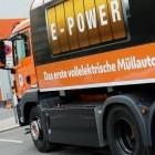 Elektrische Nutzfahrzeuge: Nicht mehr vom Müllwagen geweckt werden