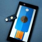 Webauthn unter Android ausprobiert: Dropbox kann, was andere nicht können