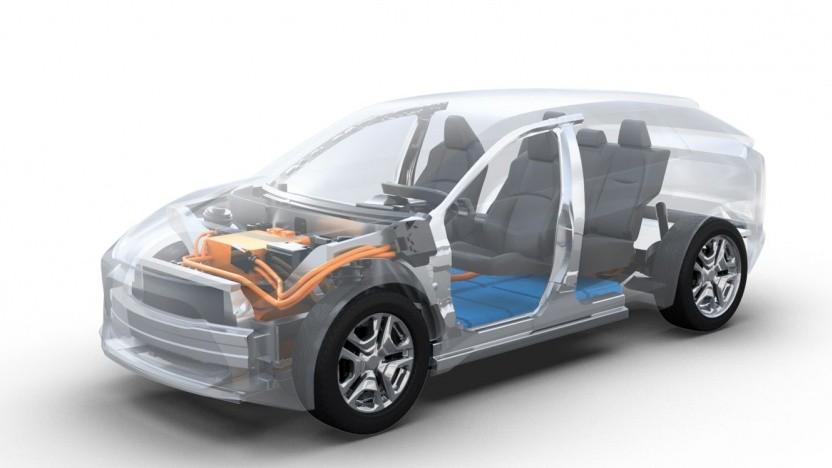 Gemeinsames Elektro-SUV von Toyota und Subaru: Zusammenarbeit seit 2005
