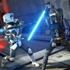 Star Wars Jedi Fallen Order: AT-AT mit Sternenkrieger am Steuer