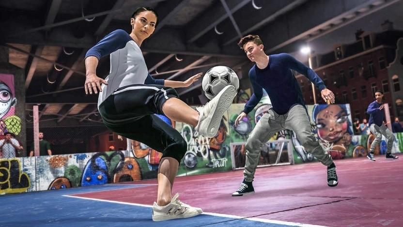 Artwork von Fifa 20