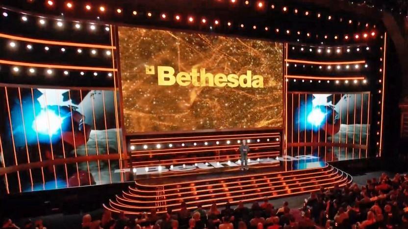 Bethesda auf der E3 2019 in Los Angeles