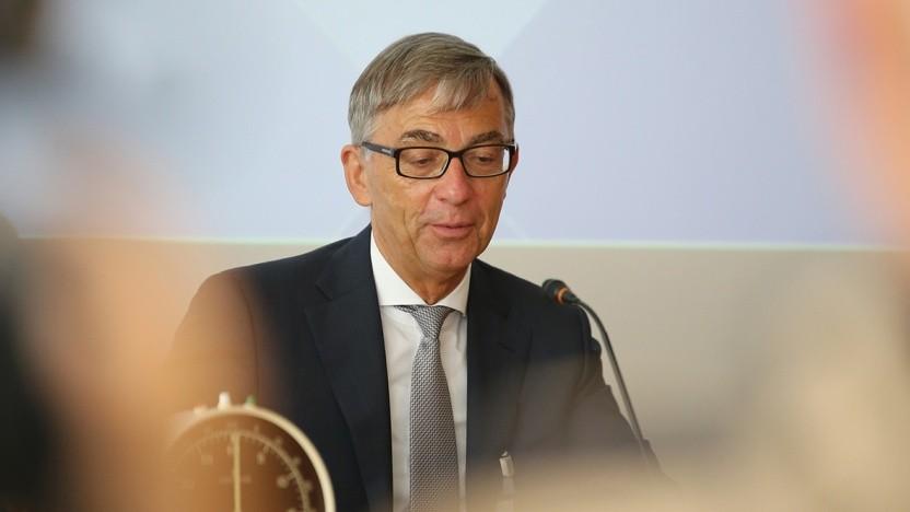 Rüdiger Hahn von der Bundesnetzagentur