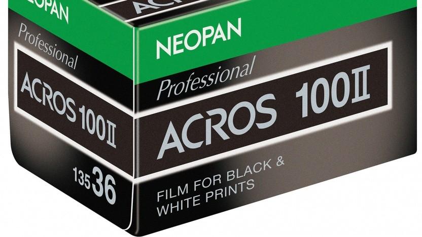 Der neue Schwarz-Weiß-Film von Fujifilm