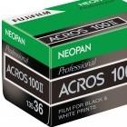 Neopan 100 Acros II: Fujifilm bringt den Schwarz-Weiß-Film zurück
