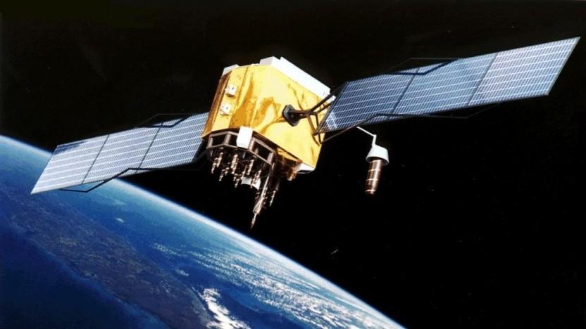 GPS-Satellit: billig scheitern