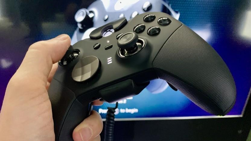 Der Xbox Elite Wireless Controller Series 2 auf der E3 2019