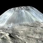 Weltraumforschung: Ceres' höchster Berg ist ein besonderer Eisvulkan
