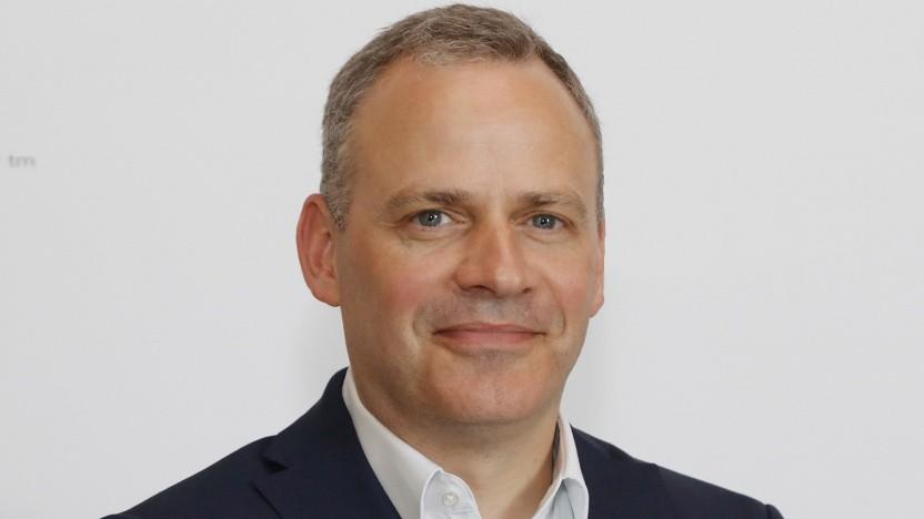 Der Europa-Chef von Ebay, Eben Sermon