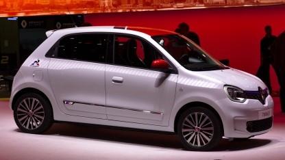Renault Twingo auf dem Genfer Automobilsalon 2019