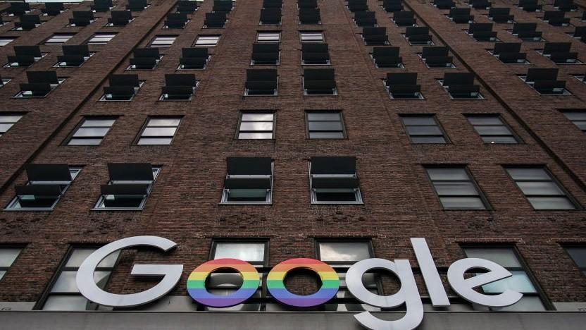 Google ändert etwas zwischen seinen Diensten.
