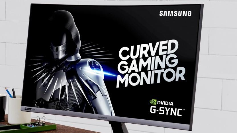 Ein neuer Gaming-Monitor von Samsung