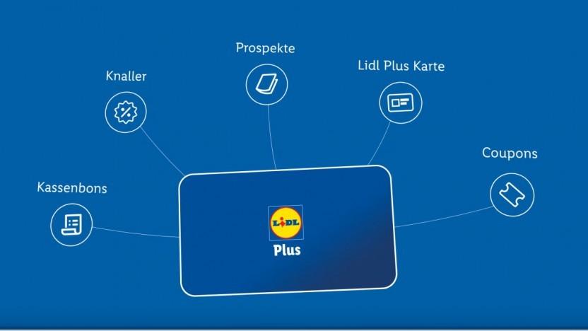 Lidl Plus: Rabatte gegen Daten