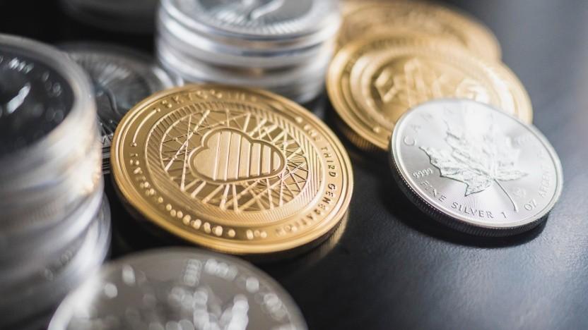 Auch Facebook möchte mit Münzen handeln.
