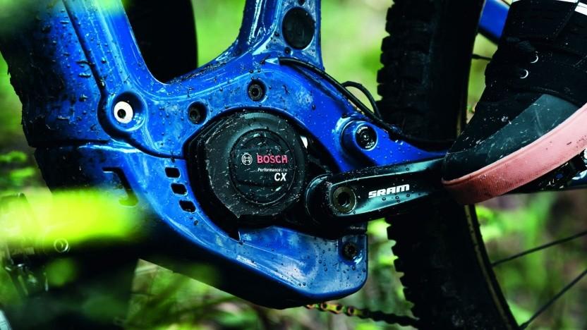 Fahrradmotor von Bosch: ABS-System für E-Bikes