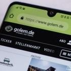 Huawei: Werbung auf Smartphone-Sperrbildschirmen war ein Versehen