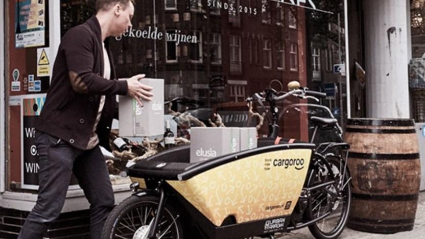 Cargoroo-Lastenfahrrad