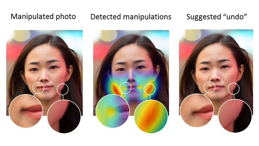 Bildbearbeitung: Neuronales Netzwerk erkennt Photoshop-Manipulationen - Golem.de