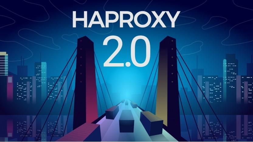 HAProxy ist in Version 2.0 erschienen.