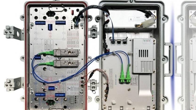 DEV Systemtechnik zeigt die Technik.