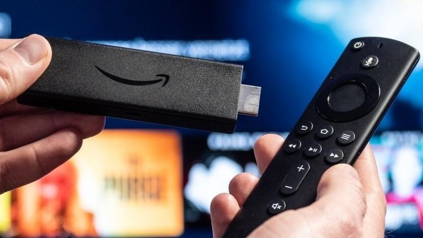 IMDb TV läuft auf Amazons Fire-TV-Geräten.