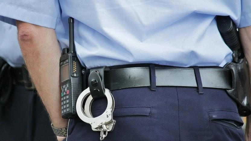 Das Datenschutzrecht gilt auch für Polizisten.